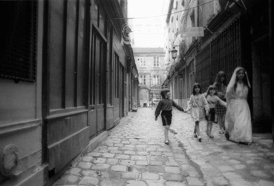 Passage dans le Xème, 1984