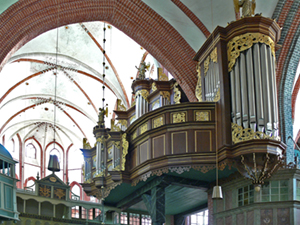 Arp-Schnitger-Orgel, Norden, Ostfriesland, 2006
