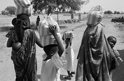 Darfur, 2005