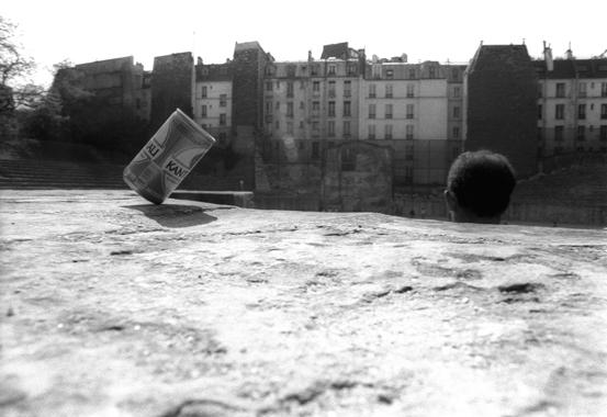 Les arènes de Lutèce, 1984