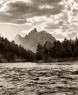 The Eternal Return, Grand Teton National Park, 2011
